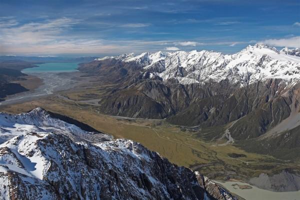 Aoraki Mt Cook Marathon