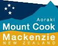 Aoraki Mount Cook MacKenzie