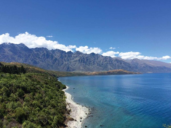AVOCA Remarkable Half Marathon Lake Wakatipu