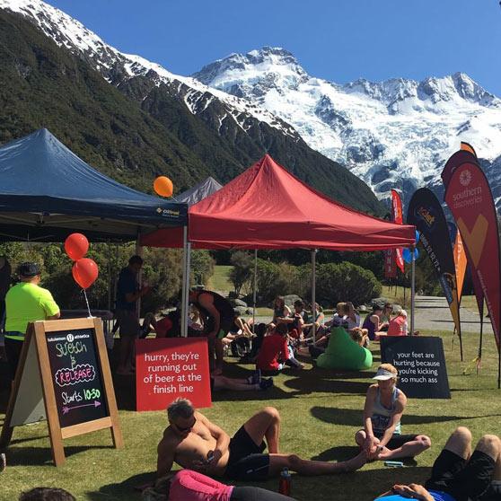 Mt Cook Marathon Image