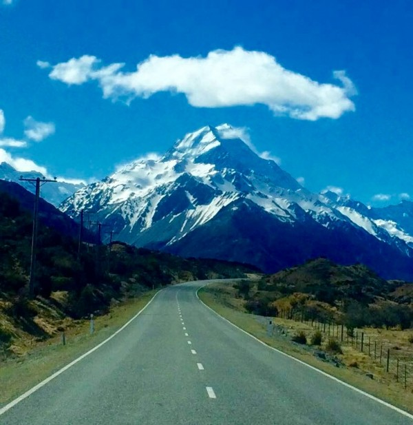 Aoraki Mount Cook Classic Cycle Race